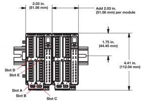 Watlow® EZ-ZONE® RME diagram